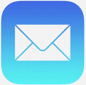 iPadメールアプリ